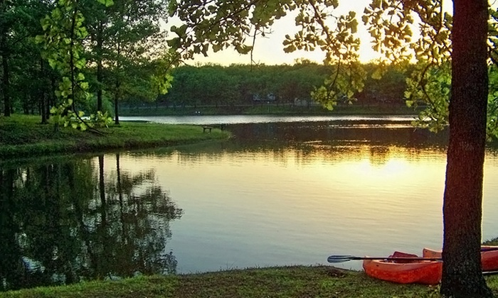 Meramec Valley Campground & RV Park - Cuba: Two Nights of Camping with Optional Float Trip at Meramec Valley Campground & RV Park (Up to 55% Off)