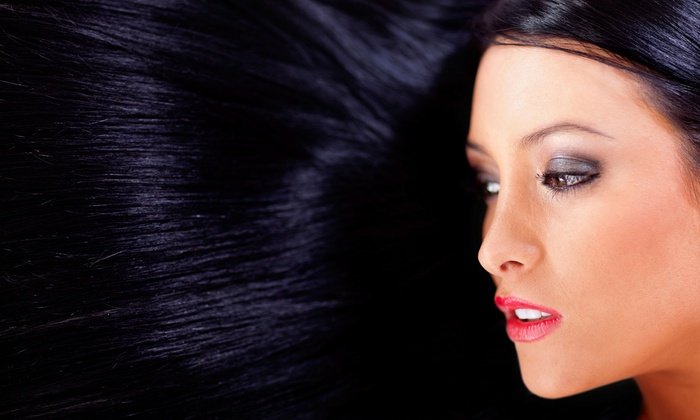 Jessica Robinson-Kimes at Mingle Salon & Spa - Catalina Foothills Estates: One or Two Groupons, Each Good for One Brazilian Blowout from Jessica Robinson-Kimes at Mingle Salon & Spa (54% Off)