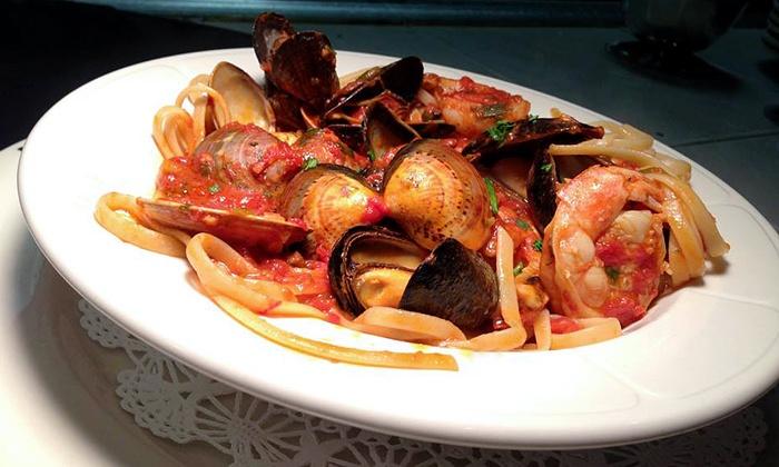 Giovanni's A Taste Of Italy - Greensboro: Italian Meal for Two or Four at Giovanni's A Taste Of Italy (Up to 54% Off)