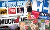 "El Nuevo Herald: $8 for a 12-Month Saturday and Sunday Subscription to ""El Nuevo Herald"" ($105.72 Value)"