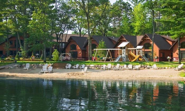 Good Ol' Days Family Resort - Nisswa, MN: 1- or 2-Night Stay with Wilderness Resort Passes at Good Ol' Days Family Resort in Northern Minnesota