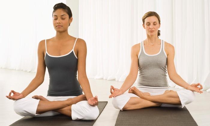 Love Yoga - Hyattsville: Five Yoga Classes at Love Yoga Studio (65% Off)