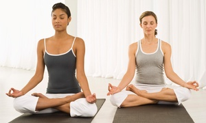 Love Yoga: Five Yoga Classes at Love Yoga Studio (65% Off)