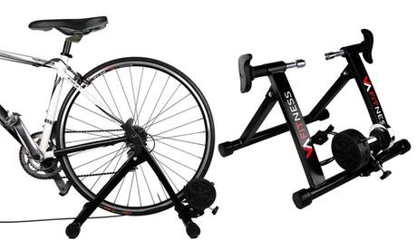 Entrenador magnético para bicicletas Va Fitness