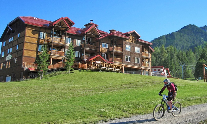 Cornerstone Lodge - Fernie, BC: Stay at Cornerstone Lodge in Fernie, BC; Dates into September Available