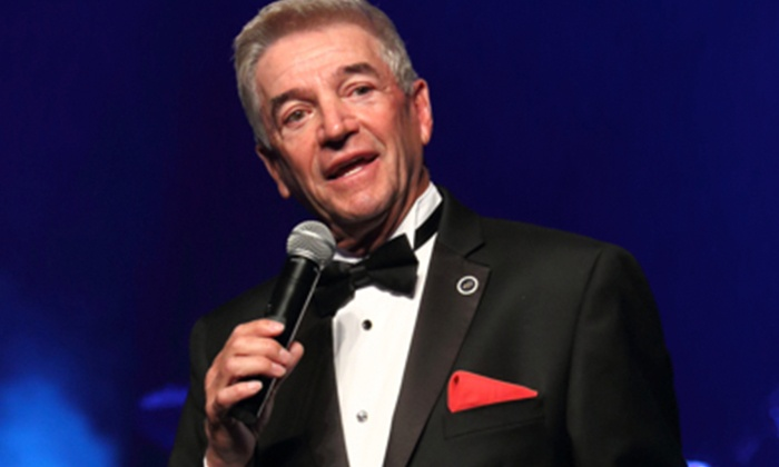 """""""An Evening of Laughter & Memories of Sinatra"""" feat. Tom Dreesen - Downtown Naperville: $35 to See """"An Evening of Laughter & Memories of Sinatra"""" featuring Tom Dreesen on April 11 or 12 (Up to $52 Value)"""