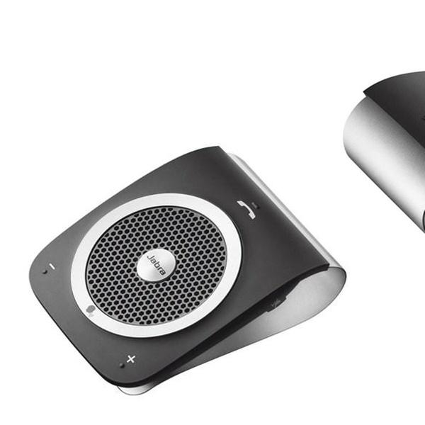 Certified Refurbished Jabra Tour Bluetooth in-Car Speakerphone Black