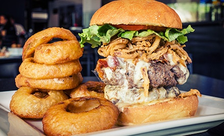 $15 for $30 Worth of Pub Food and Drinks for Dinner at Matilda's