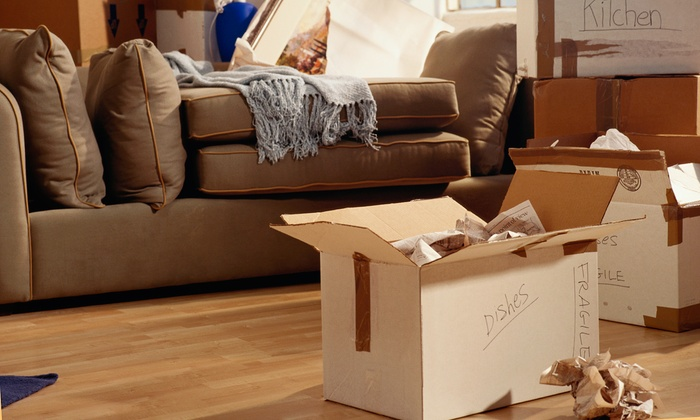 Hoffmann Moving - Orlando: Two Movers for Two Hours Including Truck or Trailer Rental at Hoffmann Moving (Up to 67% Off)