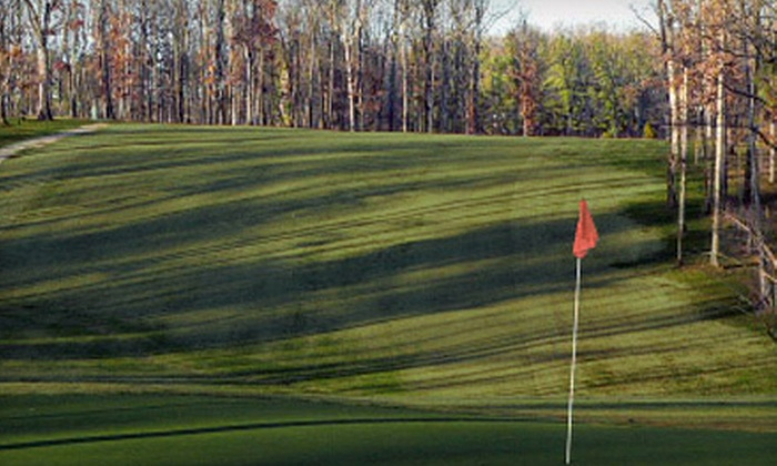 Dickson Country Club - Dickson: 18-Hole Round of Golf with Cart Rental for Two or Four at Dickson Country Club (Up to 66% Off)