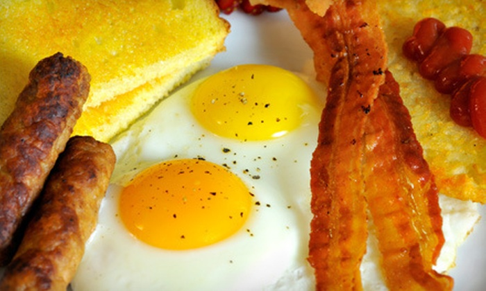 Nelly Spillane's - Midtown: Brunch for Two or Four with Unlimited Drinks for up to Two Hours at Nelly Spillane's (Up to 74% Off)