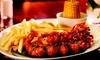 Carlos'n Charlie's - The Strip: $41 for a Four-Hour Open Bar with One Entree for One at Carlos'n Charlie's (Up to a $70 Value)