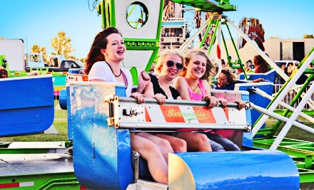 Carnival Package for 1 (a $40 value)  - The Thomas Carnival  in Austin