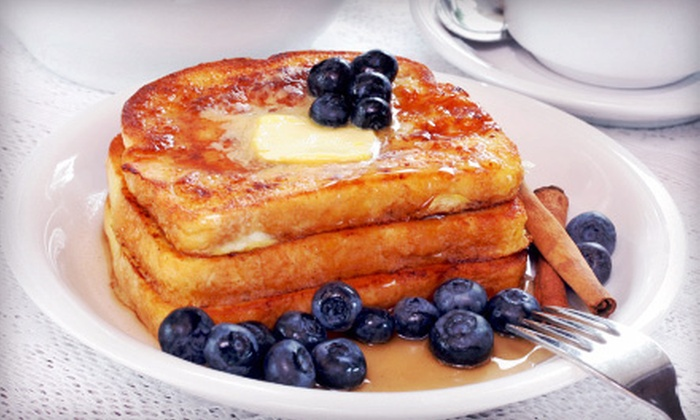 The Abbey - Tucson: Contemporary American Brunch for Two or Four at The Abbey (Up to 53% Off)
