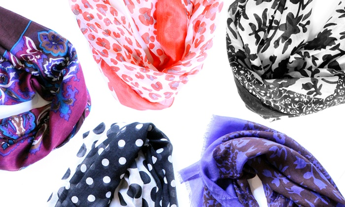 Isaac Mizrahi Scarves: Isaac Mizrahi Scarves. Multiple Styles Available. Free Returns.