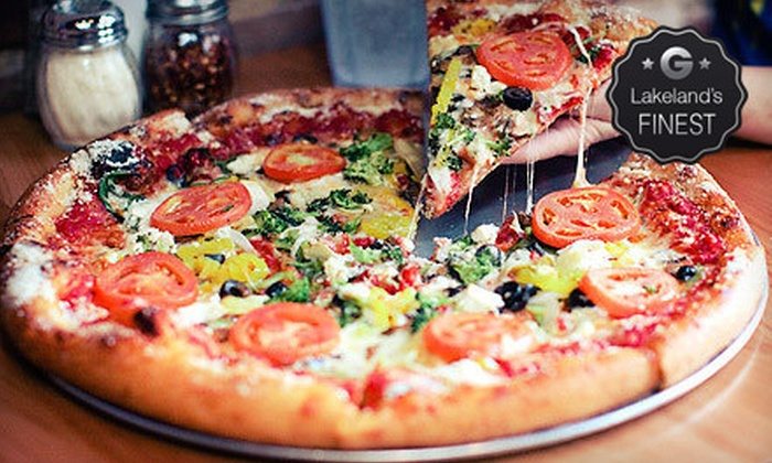 Mellow Mushroom - Mellow Mushroom (Brandon): $ 10 for $ 20 Worth of Pizza, Subs, Salads, and Microbrews at Mellow Mushroom