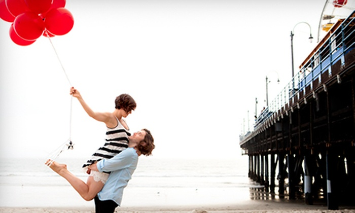 """Kirsten Schunk Photography - Los Angeles: $89 for On-Location Portrait Package with 8"""" x 12"""" Print from Kirsten Schunk Photography ($275 Value)"""