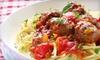 Lomonte's Italian Restaurant & Pizzeria - Pecan Grove Plantation: $15 for $30 Worth of Italian Food at Lomonte's Italian Restaurant & Pizzeria in Richmond