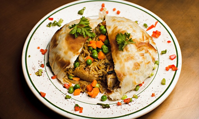 Marhaba Blue Bell - Whitpain: Middle-Eastern Dinner for Two or Four at Marhaba Blue Bell (Up to 63% Off)
