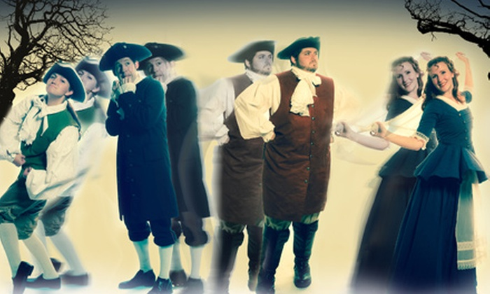 """""""Sleepy Hollow"""" - Multiple Locations: Salty Dinner Theater Presents """"Sleepy Hollow"""" on Select Dates, October 3–30 and November 30 (Up to $11 Off)"""