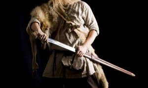 The Guild Academy: Two-Hour Group or One-Hour Private Sword-Fighting Class for One or Two at The Guild Academy (Up to 56% Off)