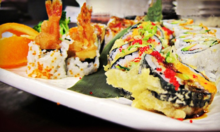 Fulin's Asian Cuisine - Madison: Sushi and Asian Lunch or Dinner at Fulin's Asian Cuisine (Half Off). Three Options Available.