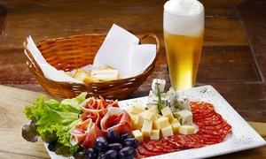$20 For A Beer And Cheese Tasting For Two At Sonoma Cheese Factory ($40 Value)