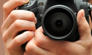 Nostrand Photo Lab: $59 for a 30-Minute In-Studio Photo-Shoot Package at Nostrand Photo Lab ($180 Value)