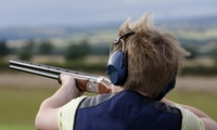 Clay Pigeon Shooting Experience with 25 Clays for One at Hawley Clay Shooting Ground