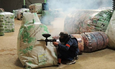 Paintball Package for Two or Four at Westworld Paintball Adventures (Up to 52% Off)