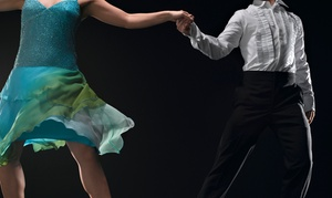 Elegance Ballroom: $35 for Three Private Lessons, One Group Lesson, and One Dance Party at Elegance Ballroom ($125 Value)