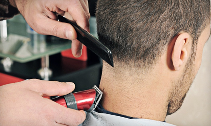 Antonio's Barbershop - Northwest District: One or Two Men's Haircuts and Washes at Antonio's Barbershop (Up to 56% Off)