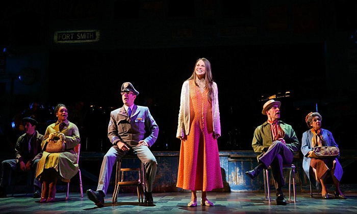 """""""Violet"""" - American Airlines Theatre: Broadway's """"Violet"""", Starring Two-Time Tony Award Winner Sutton Foster (Up to 44% Off). 22 Options Available."""