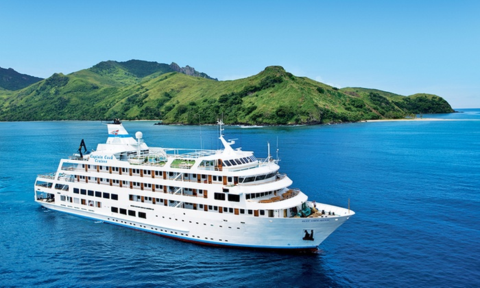 Fiji Vacation With Cruise Airfare From Pacific Holidays In - Cruises with airfare