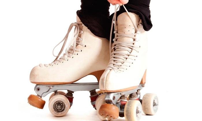 Roller Dome Skate Center - Multiple Locations: $25 for a Roller-Skating Outing for Four at Roller Dome Skate Centers (Up to $53 Value)