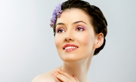One, Three, or Five Microdermabrasions with Facials at Absolute Bliss (Up to 60% Off)