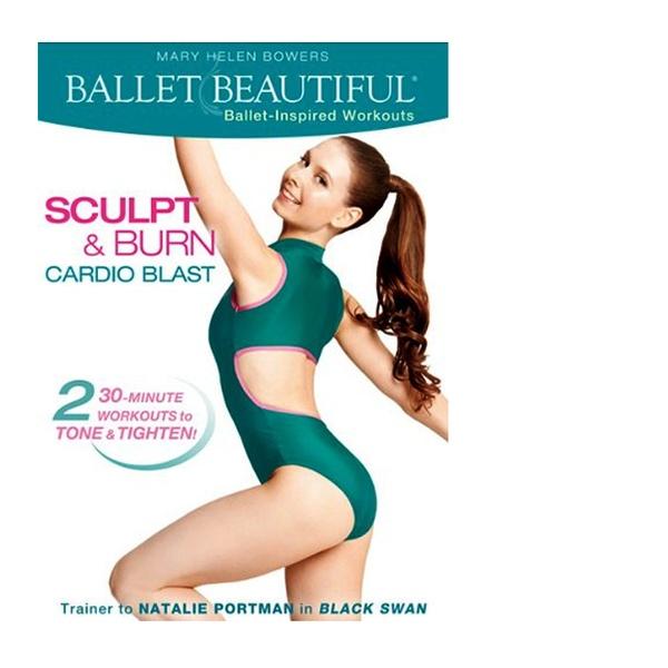 f203d8002a Ballet Beautiful Fitness DVDs