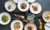 Three-Course Italian Meal + Wine
