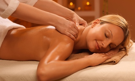 $49 for OneHour FullBody Relaxation Oil Massage at Refresh Relax Up to $65 Value