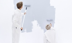 Honey Do Painters: Two or Four Hours of Interior Painting by Two Painters from Honey Do Painters (Up to 46% Off)