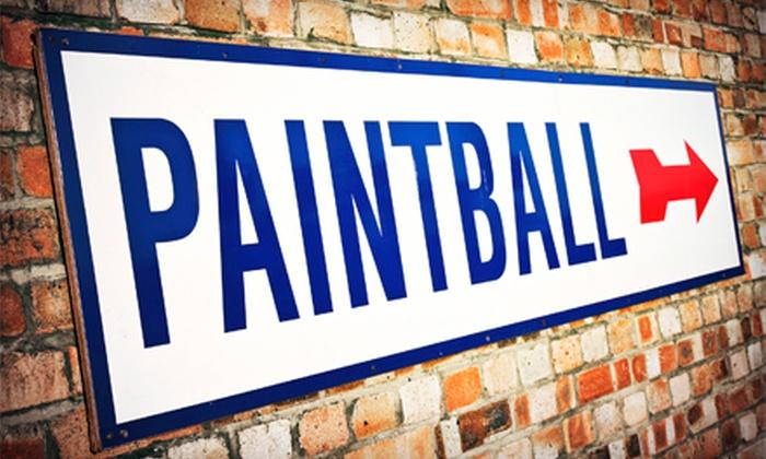 SplatBrothers Paintball Park - Brandon: $19 for All-Day Paintball Package at SplatBrothers Paintball Park ($44.95 Value)