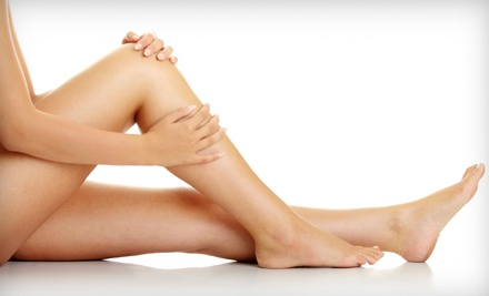 $299 for Consultation and a 45-Minute Sclerotherapy Vein-Removal Treatment at Aqua Medspa and Salon ($800 Value)