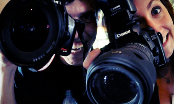Anfinson Photography - Sacramento: $39 for a Three-Hour Photography Walking Tour in Folsom or Old Sacramento from Anfinson Photography ($125 Value)
