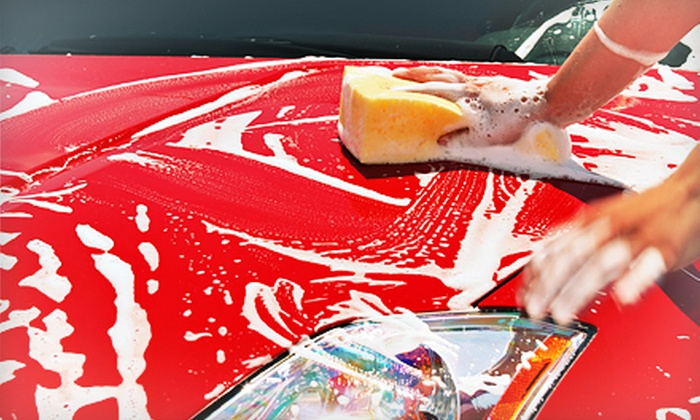 Park 'N' Spa - New York City: Basic Facial Car Wash or Deep-Tissue Massage Wash from Park N' Spa (Up to 67% Off)