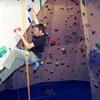Up to 65% Off Indoor Rock Climbing at Rockzilla