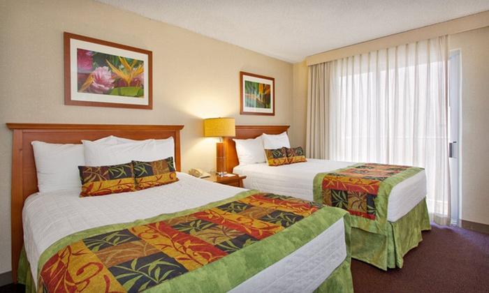 Shoreline Hotel Waikiki In Honolulu Hi Groupon Getaways