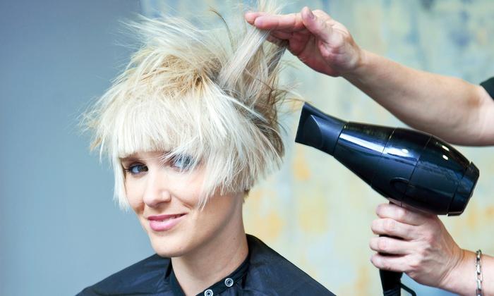 Melanee's Hair Studio - Cross Fletcher: $55 for $110 Worth of Services at Melanee's Hair Studio