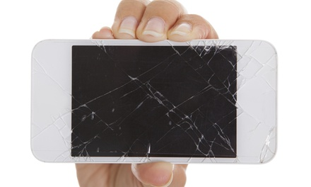 Screen Repair for an iPhone, iPod Touch, or Samsung Galaxy S3 or S4 at Inspire Mobile (Up to 61% Off)