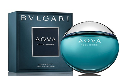 Bvlgari Aqva Men's Eau de Toilette Spray from $24.99-$49.99