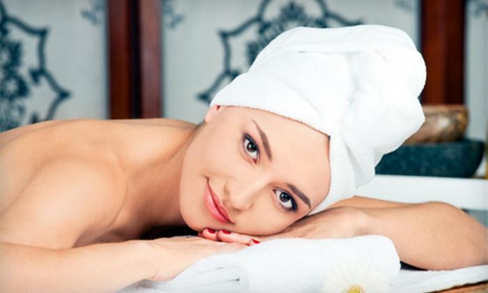 Sol Escape Salon & Cosmetic Spa - Markham: $89 for a 2.5-Hour Spa Package at Sol Escape Salon & Cosmetic Spa ($270 Value)